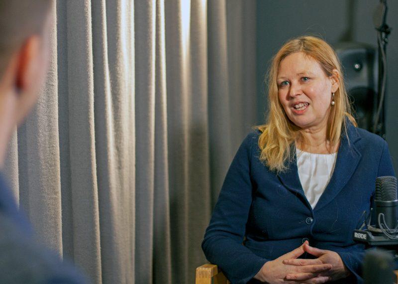 Tieto ja teknologia 2021 – haastattelussa Minna Ruckenstein
